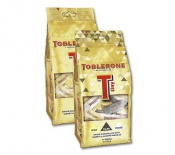 TOBLERONE TINY BAG 300g diverse Sorten