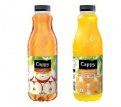 CAPPY 100% APFEL, ORANGE 1L