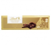 LINDT GOLD WHITE ALMOND 300G