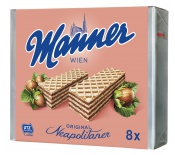 MANNER NEAPOLITANER 8x75g
