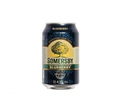 SOMERSBY BLUEBERRY CIDER 4,5% 0,33L