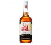 JIM BEAM RED STAG 40% 1L