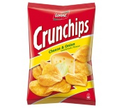 LORENZ CRUNCHIPS CHEESE & ONION 175G
