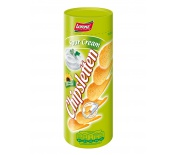 LORENZ CHIPSLETTEN SOUR CREAM 100G