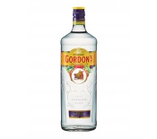 GORDON´S LONDON DRY GIN 37,5% 1L