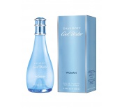 DAVIDOFF COOL WATER 100ml EdTS Damen