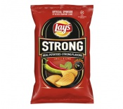 LAY´S STRONG CHILLI&LIME 130g