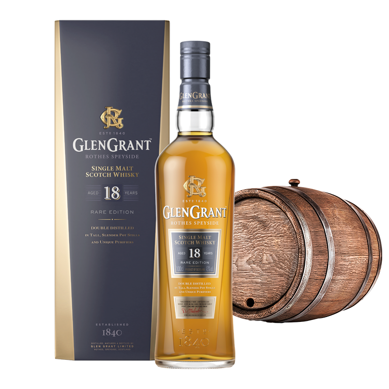 Glen Grant 18 Year Old