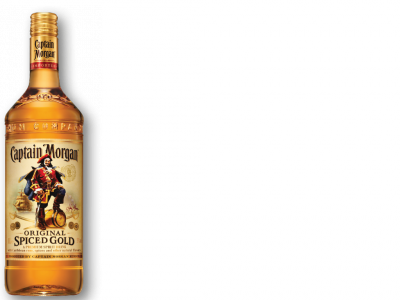 Captain Morgan - Spiced Gold, 35%, 1L