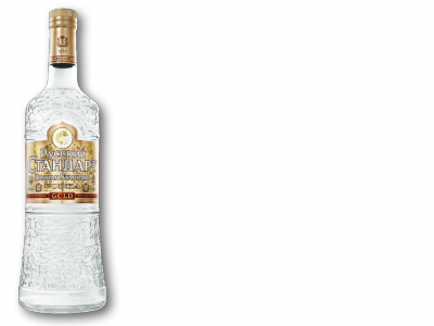 Russian Standard Gold - Vodka, 40%, 1 Litr