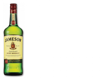 Jameson - Irská whiskey, 40%, 1L