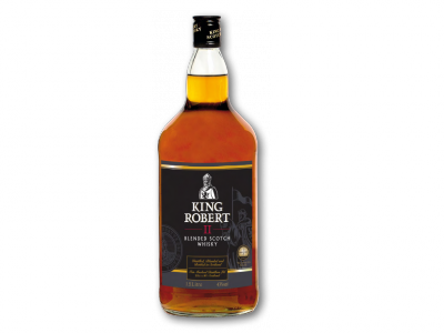 King Robert II. - Whisky, 43%, 1,5 Litr