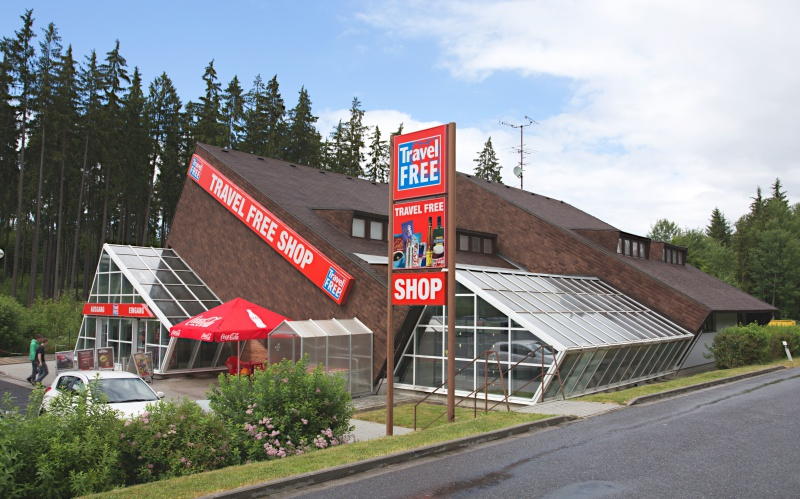 Travel FREE Shop Rozvadov 1 - Waidhaus 1