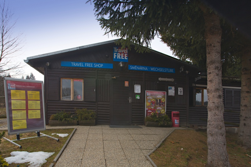 Travel FREE Shop Stožec - Haidmühle