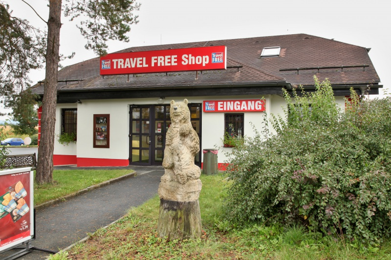 Travel FREE Shop Všeruby - Eschlkam