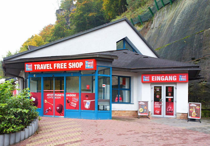 Travel FREE Shop Hřensko 1 - Schmilka 1