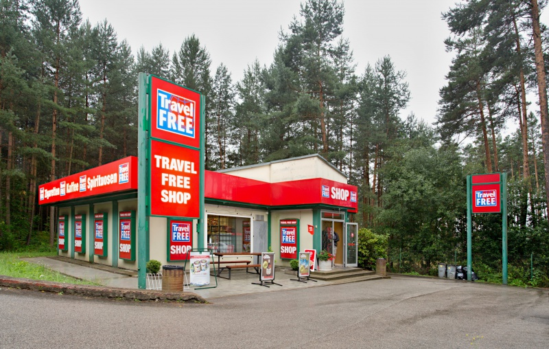 Travel FREE Shop Halámky - Neunagelberg
